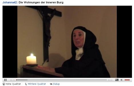 Hl teresa von avila die wohnungen der inneren burg - Teresa von avila zitate ...