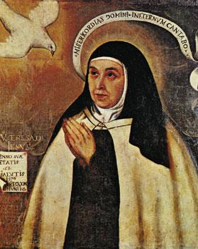 Teresa von avila spirituelle basis zitate karmelblumen - Teresa von avila zitate ...