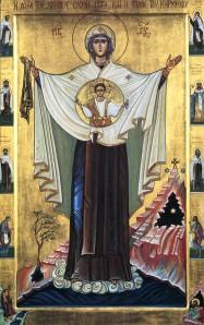 Maria König des Karmels